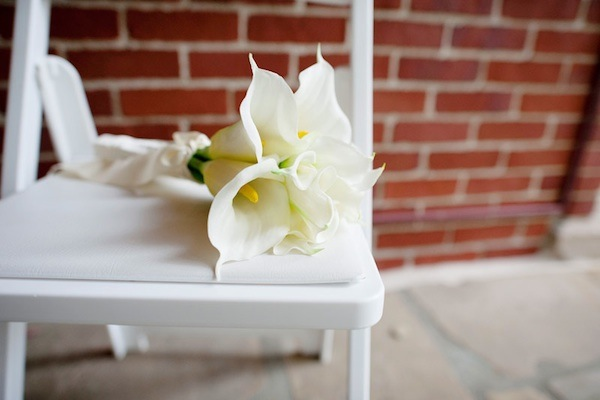 DIY Calla Lily Bouquet