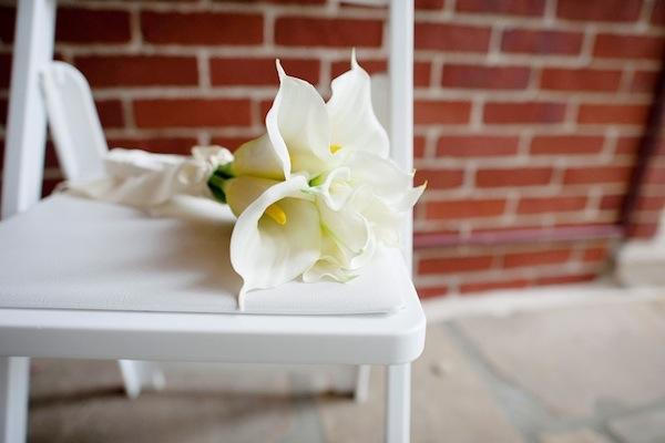 DIY Calla Lily Bouquet