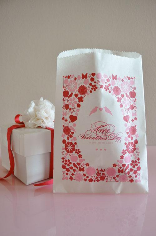 Valentine's Treat Bags
