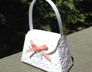 Mini-Purse Favor Box