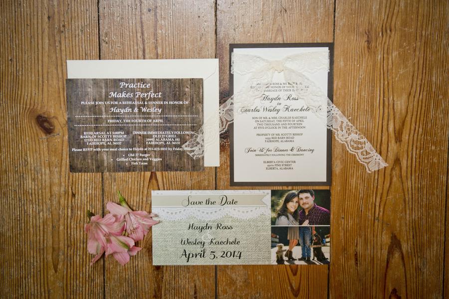 Haydn & Wesley's Sweet Southern Wedding