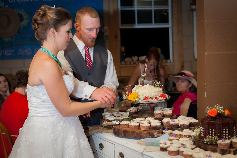 Amy & Jon's 4th of July Wedding Bash