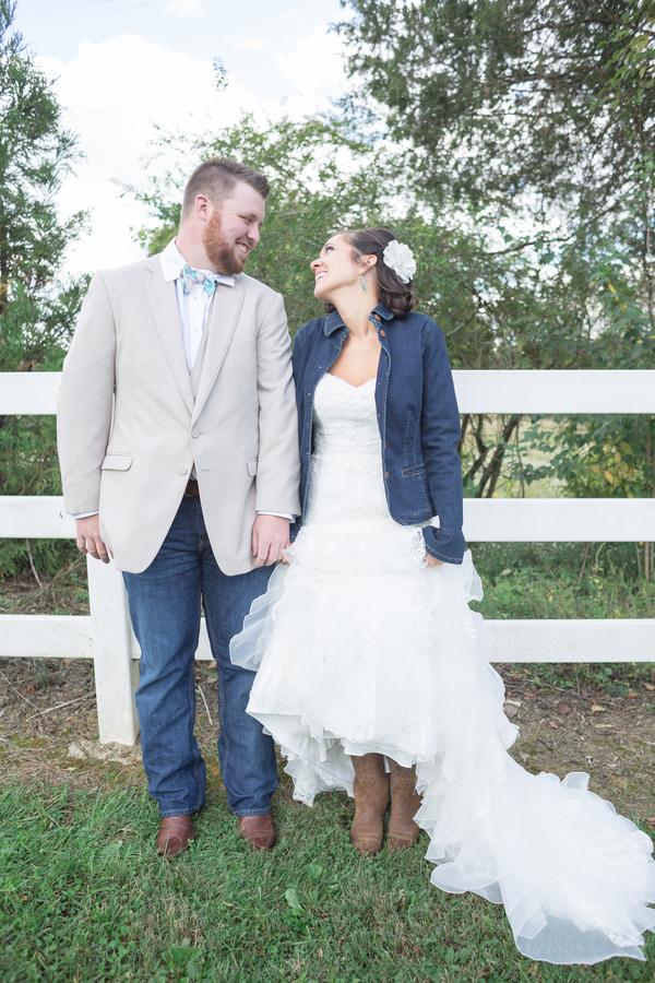 Shelby & Patrick's DIY Rustic Wedding