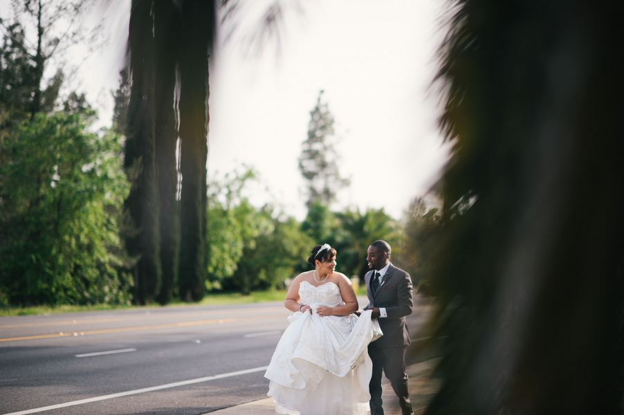 Martinique & Aaron's New Orleans-Inspired Celebration