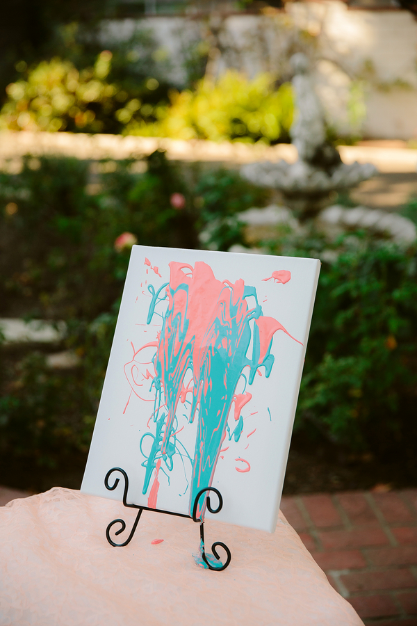 Cassie & Carlos' DIY Estate Wedding