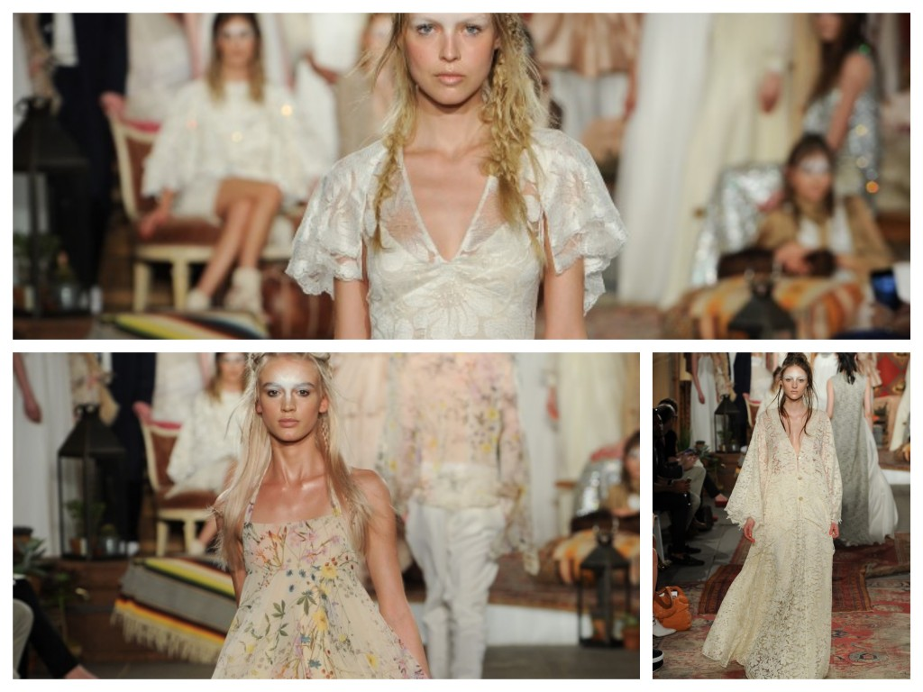 Houghton Bride Spring/Summer 2015 Runway