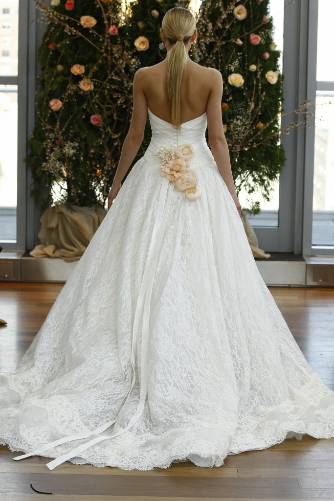 Spring 2016 Isabelle Armstrong Bridal Collection