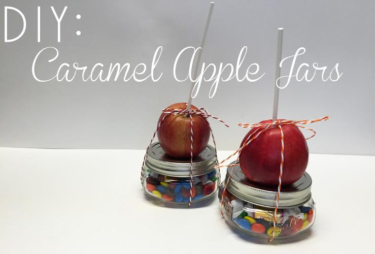 DIY: Caramel Apple Favor
