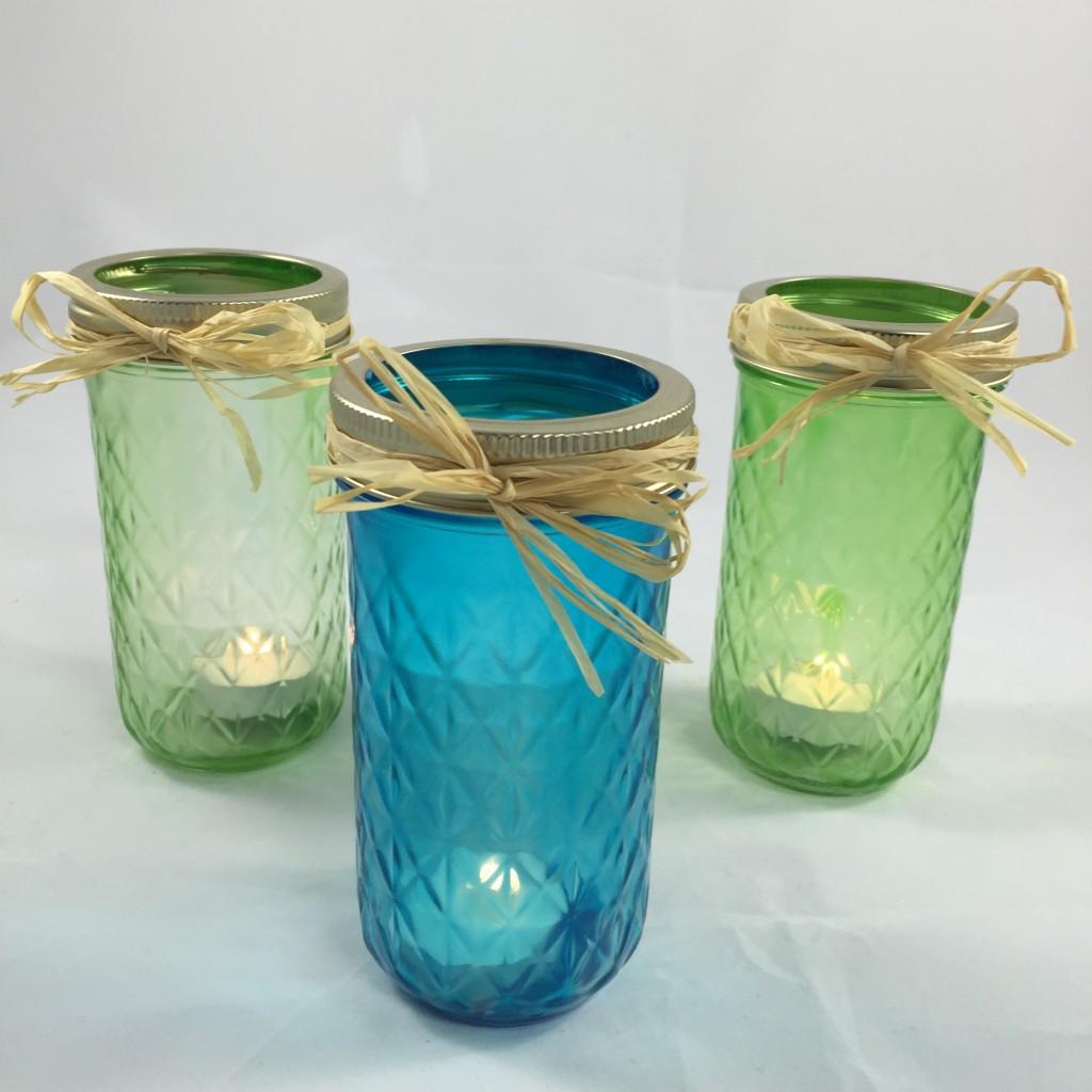 Uncategorized Tinted Jars diy tinted mason jars bride diybride tintedmasonjarsfinished