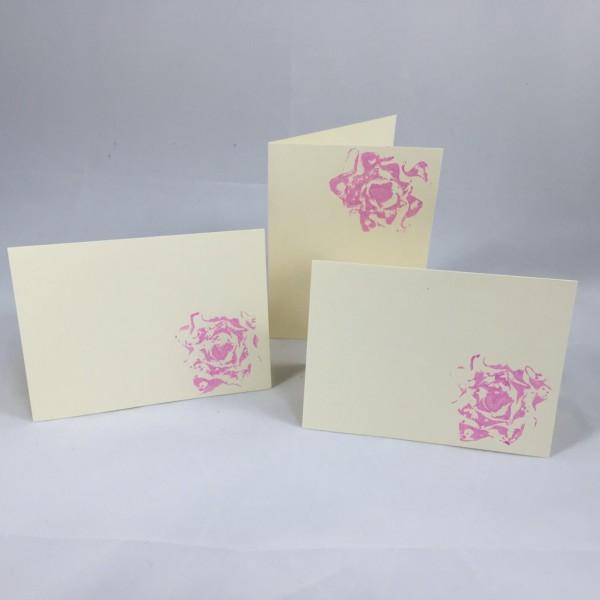 DIY: Vegetable Stamped Cards