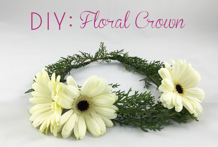 DIY: Floral Crowns