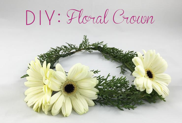 DIY: Floral Crowns