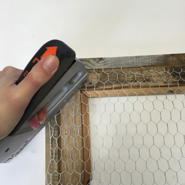 wire frame card holder