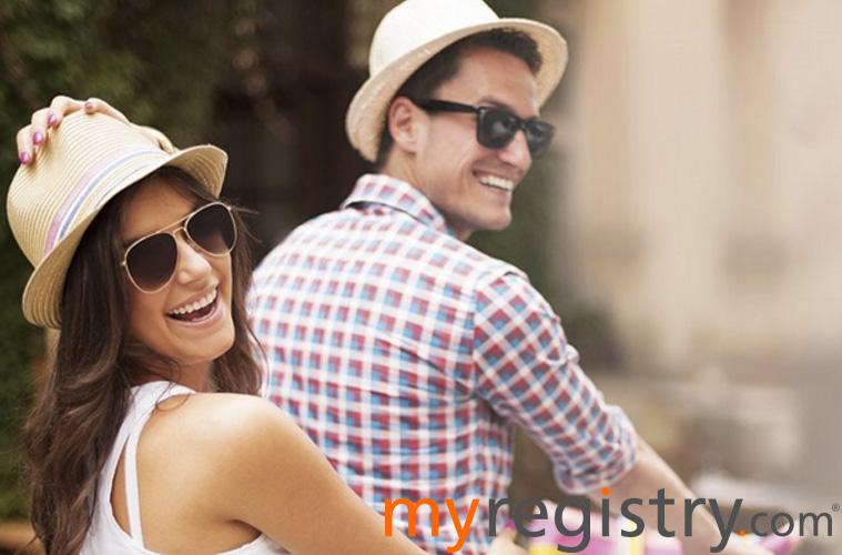 MyRegistry- The Modern Wedding Registry
