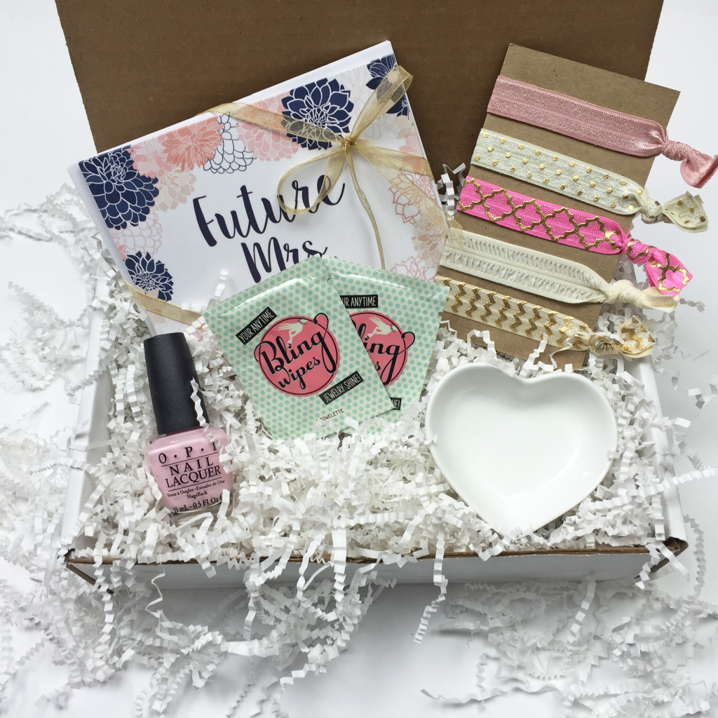 Introducing the YAY! You're Engaged Box