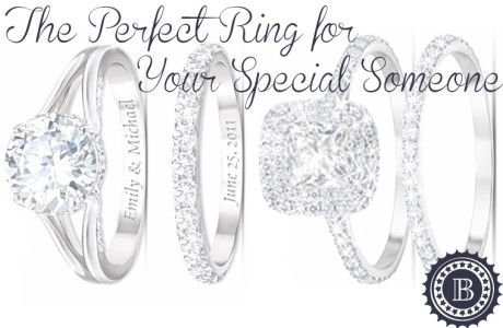 Bradford Exchange: The Perfect Ring for Your Special someone!