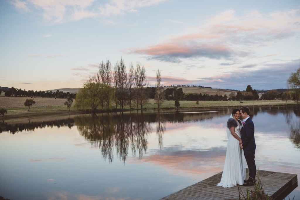 REAL WEDDING: STACEY AND MICHAEL'S WINTER ELEGANCE WEDDING