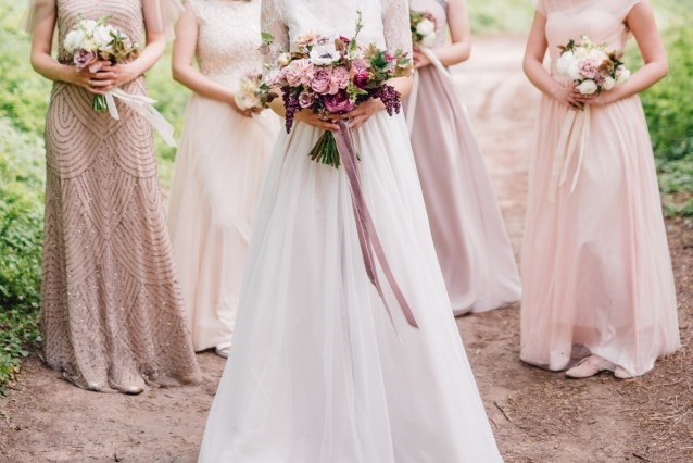 Gift Ideas for Bridesmaids from the Bride