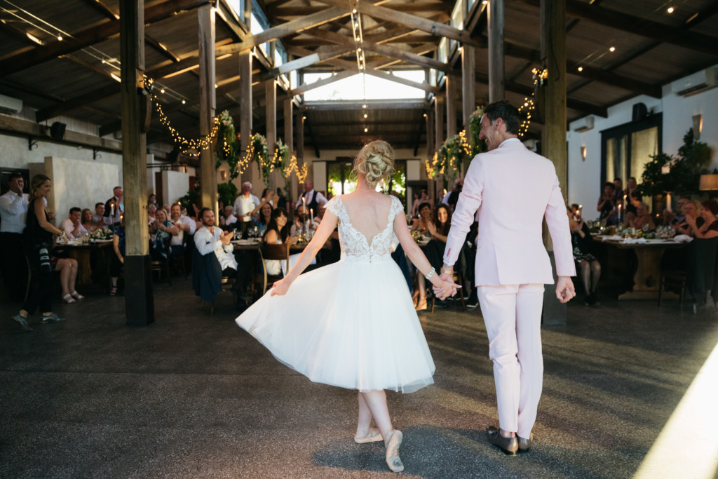 Ballet Wedding – Zara & Daniel, Dancing Into the Night