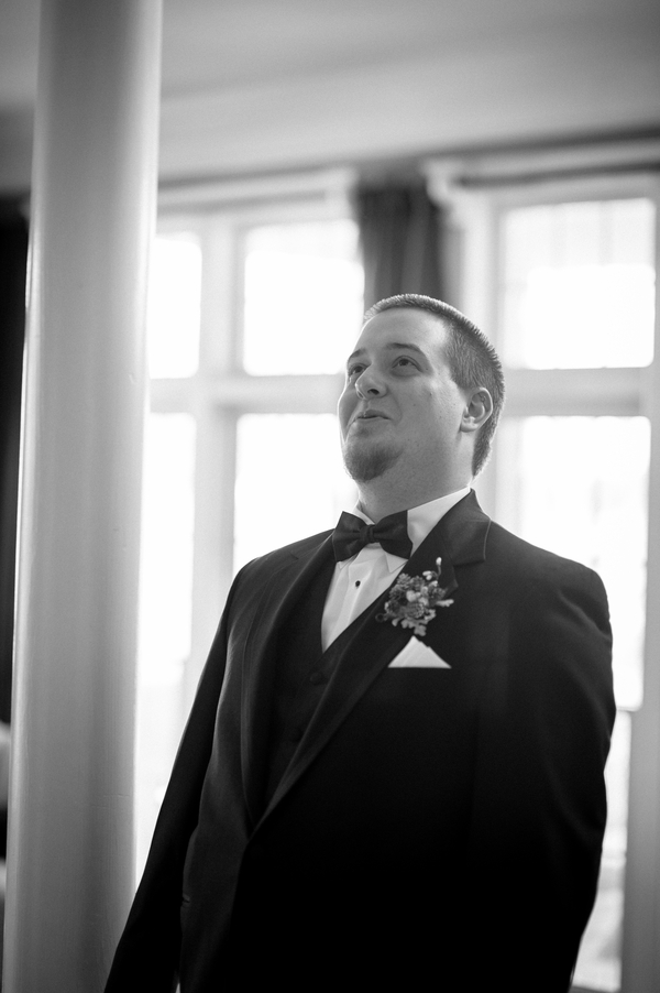 Tasha + Aaron's Winter Wedding